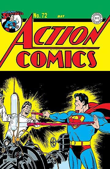Action Comics (1938-2011) #72