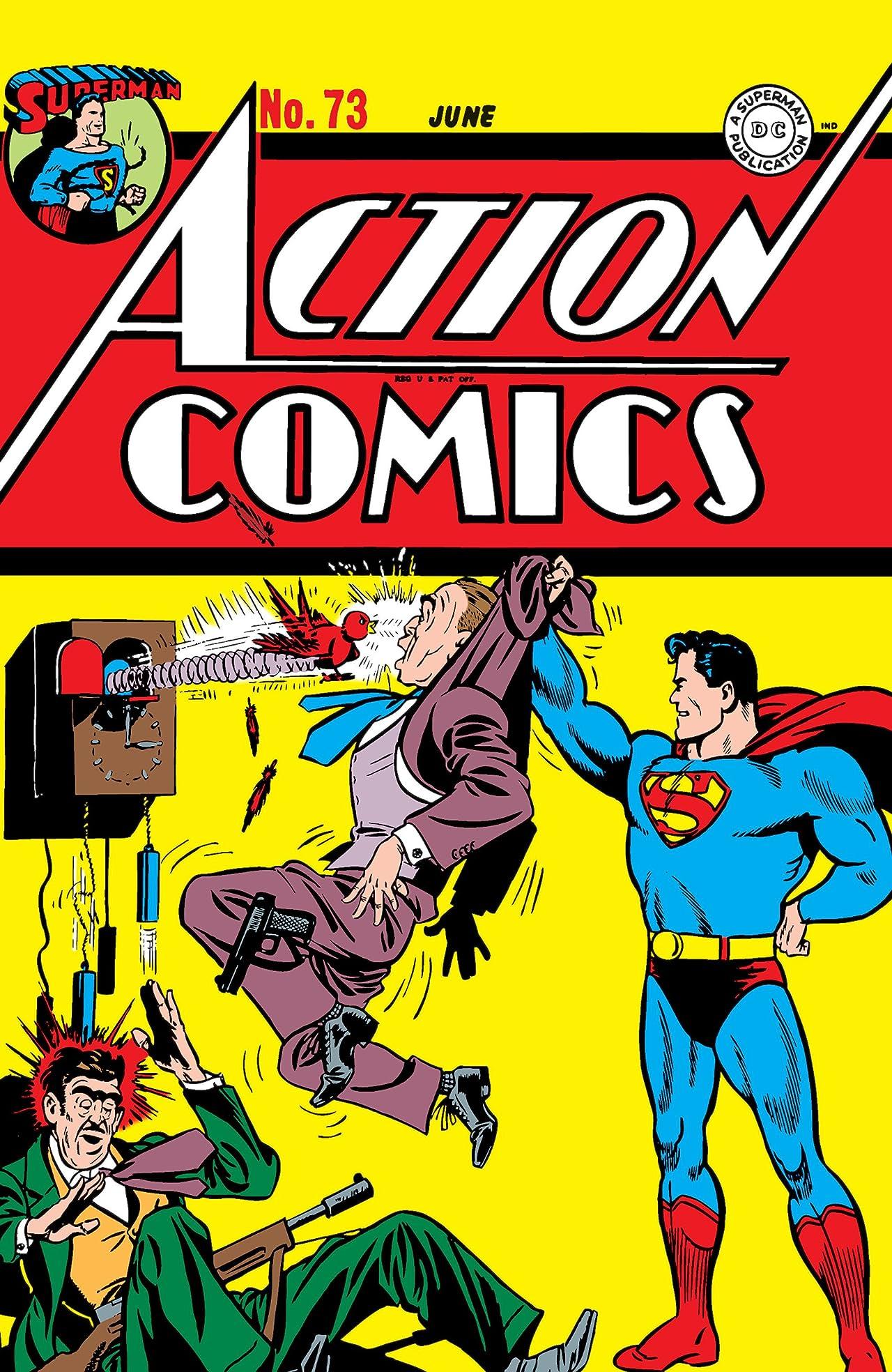 Action Comics (1938-2011) #73