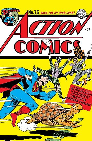 Action Comics (1938-2011) #75