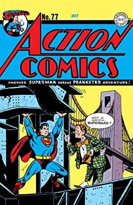 Action Comics (1938-2011) #77