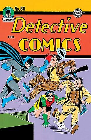 Detective Comics (1937-2011) #60