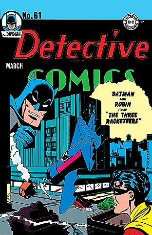 Detective Comics (1937-2011) #61