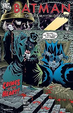 Batman: Gotham After Midnight (2008-2009) No.4