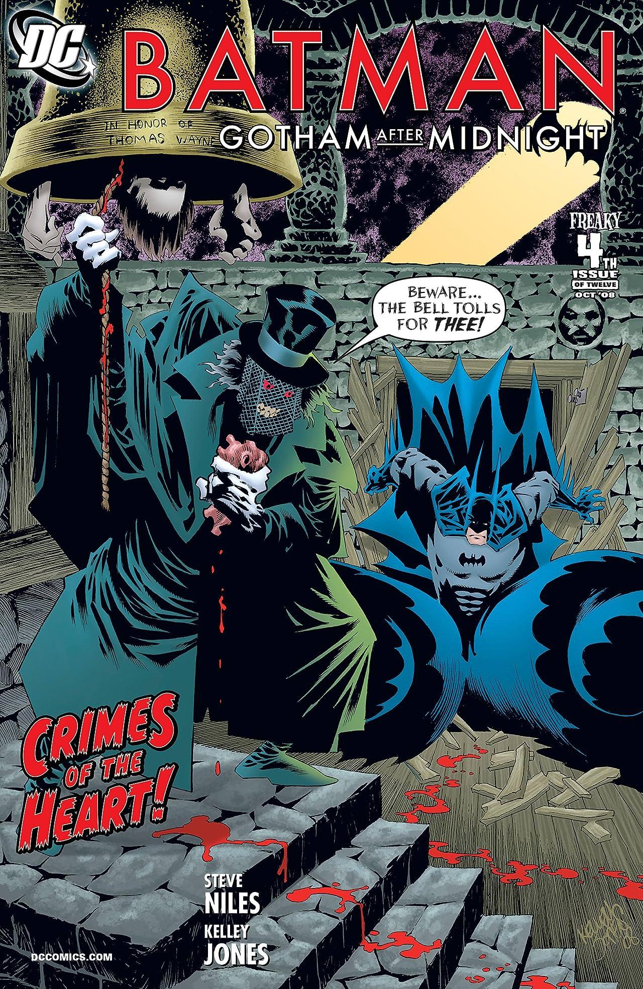 Batman: Gotham After Midnight (2008-2009) #4