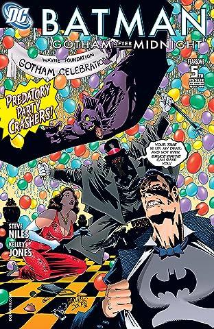 Batman: Gotham After Midnight (2008-2009) #5
