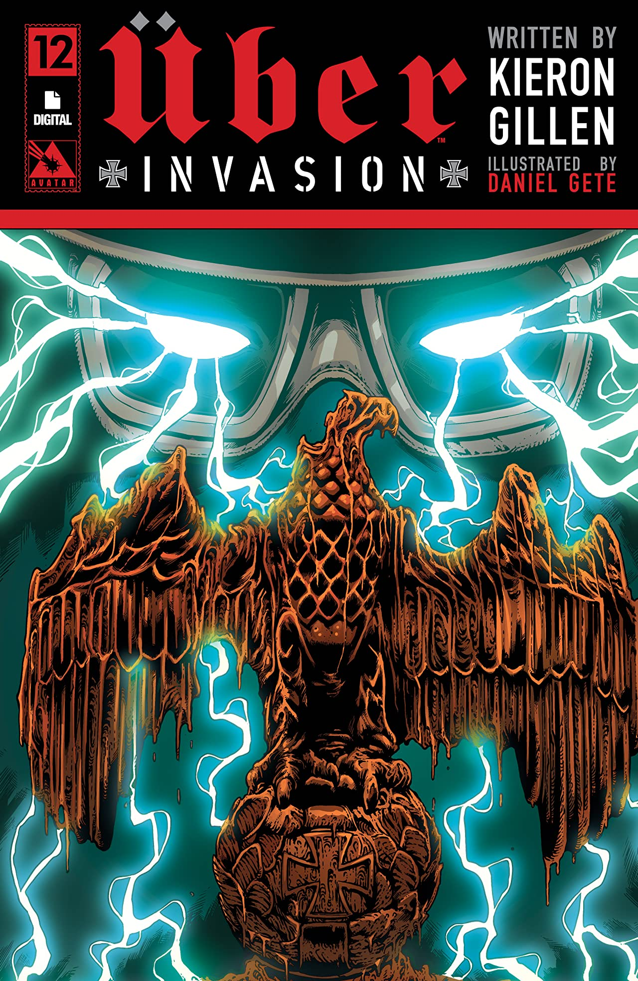 Uber: Invasion #12