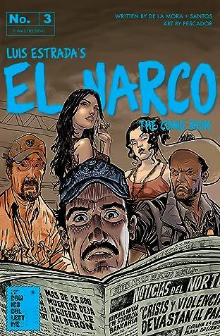 El Narco, The Comic Book #3