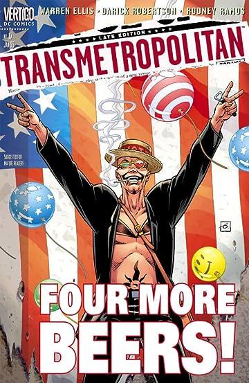 Transmetropolitan #17