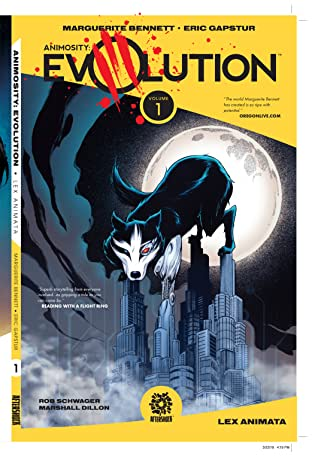 Animosity: Evolution Tome 1