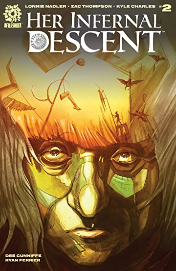 Her Infernal Descent #2