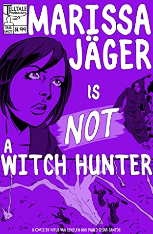 Marissa Jäger Is Not a Witch Hunter