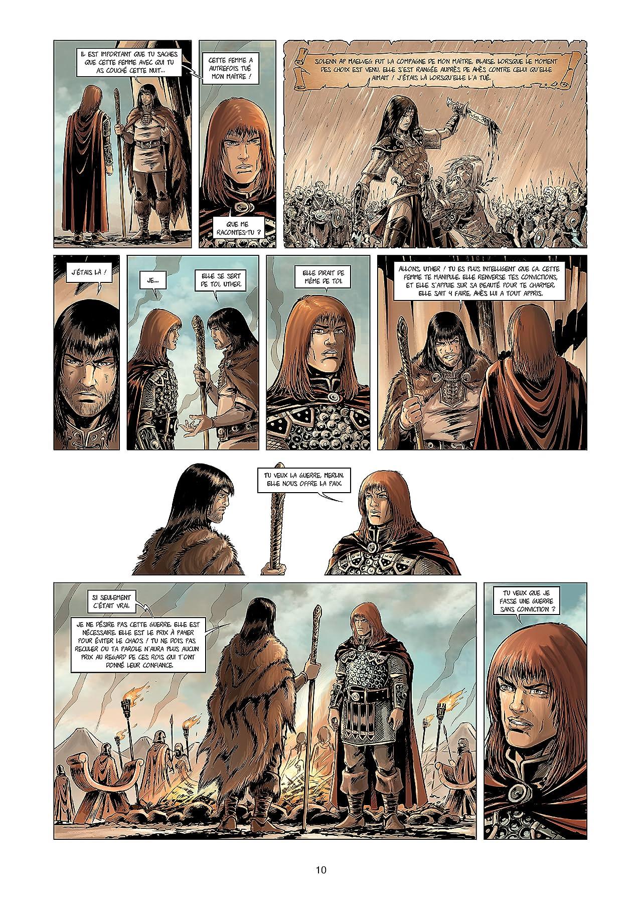 Merlin le Prophète Vol. 5