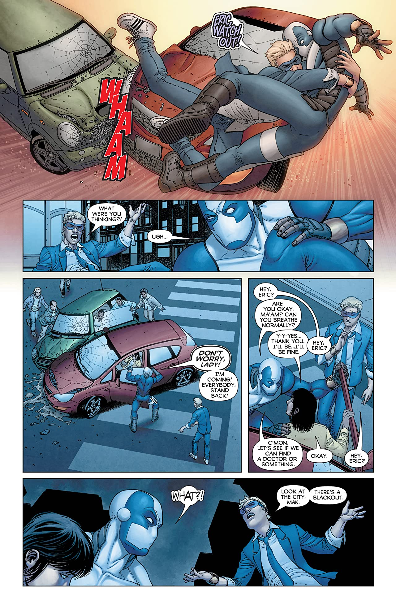 Quantum and Woody! (2017) #6