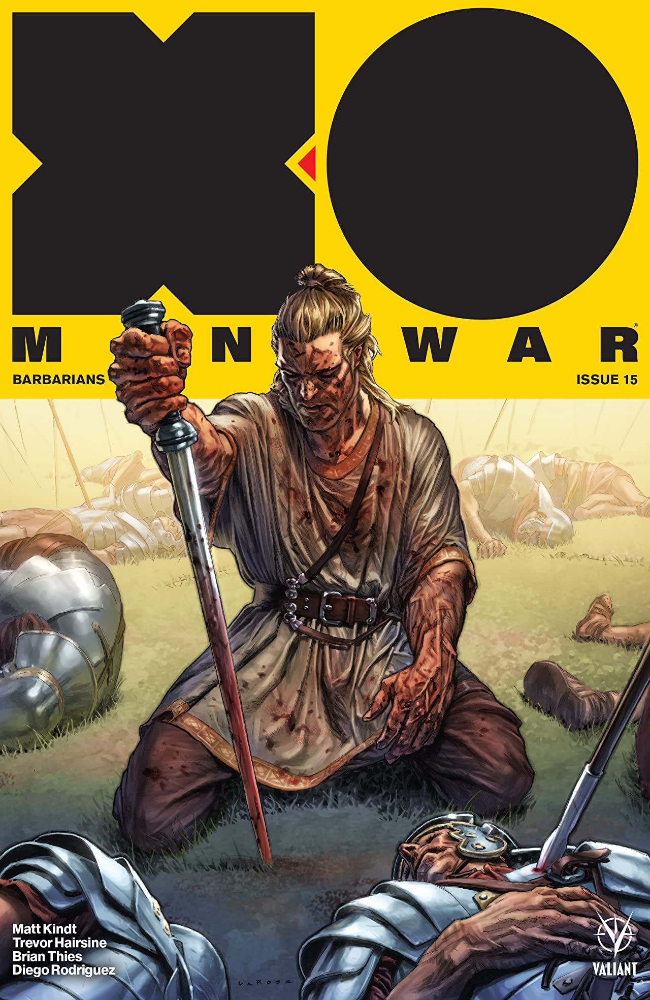 X-O Manowar (2017) No.15