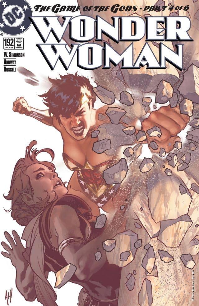 Wonder Woman (1987-2006) #192