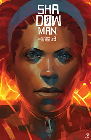 Shadowman (2018) #3