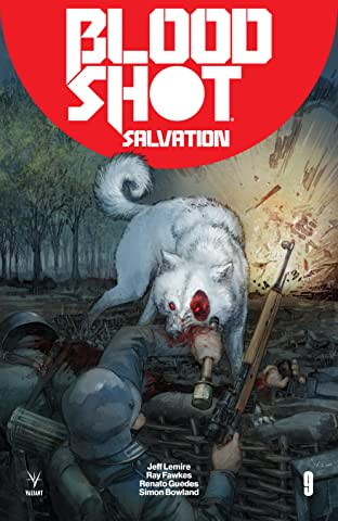 Bloodshot Salvation No.9
