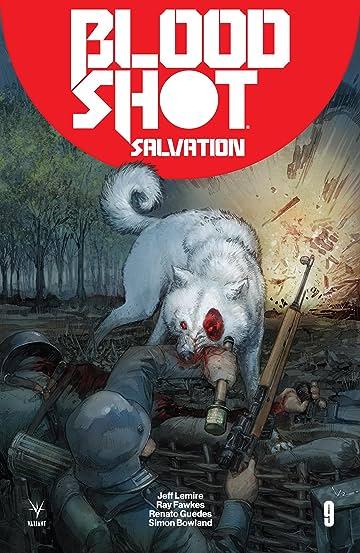 Bloodshot Salvation No.9