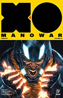 X-O Manowar (2017) Vol. 4: Visigoth