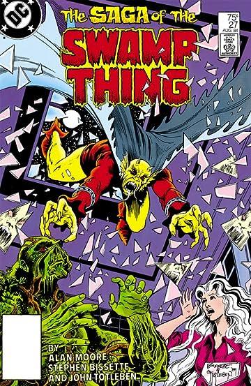 Swamp Thing (1982-1996) #27