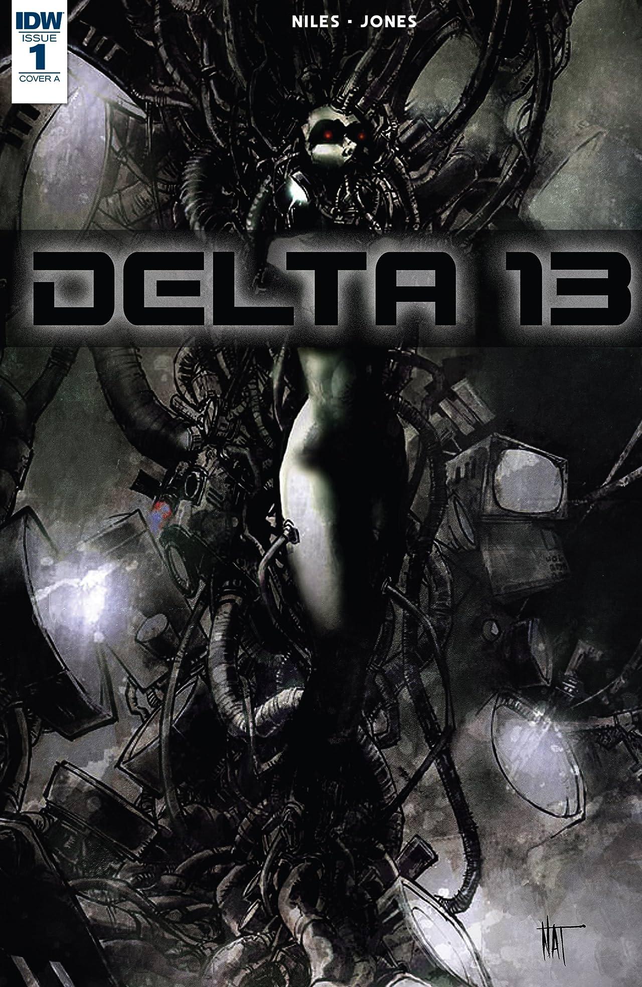 Delta 13 No.1