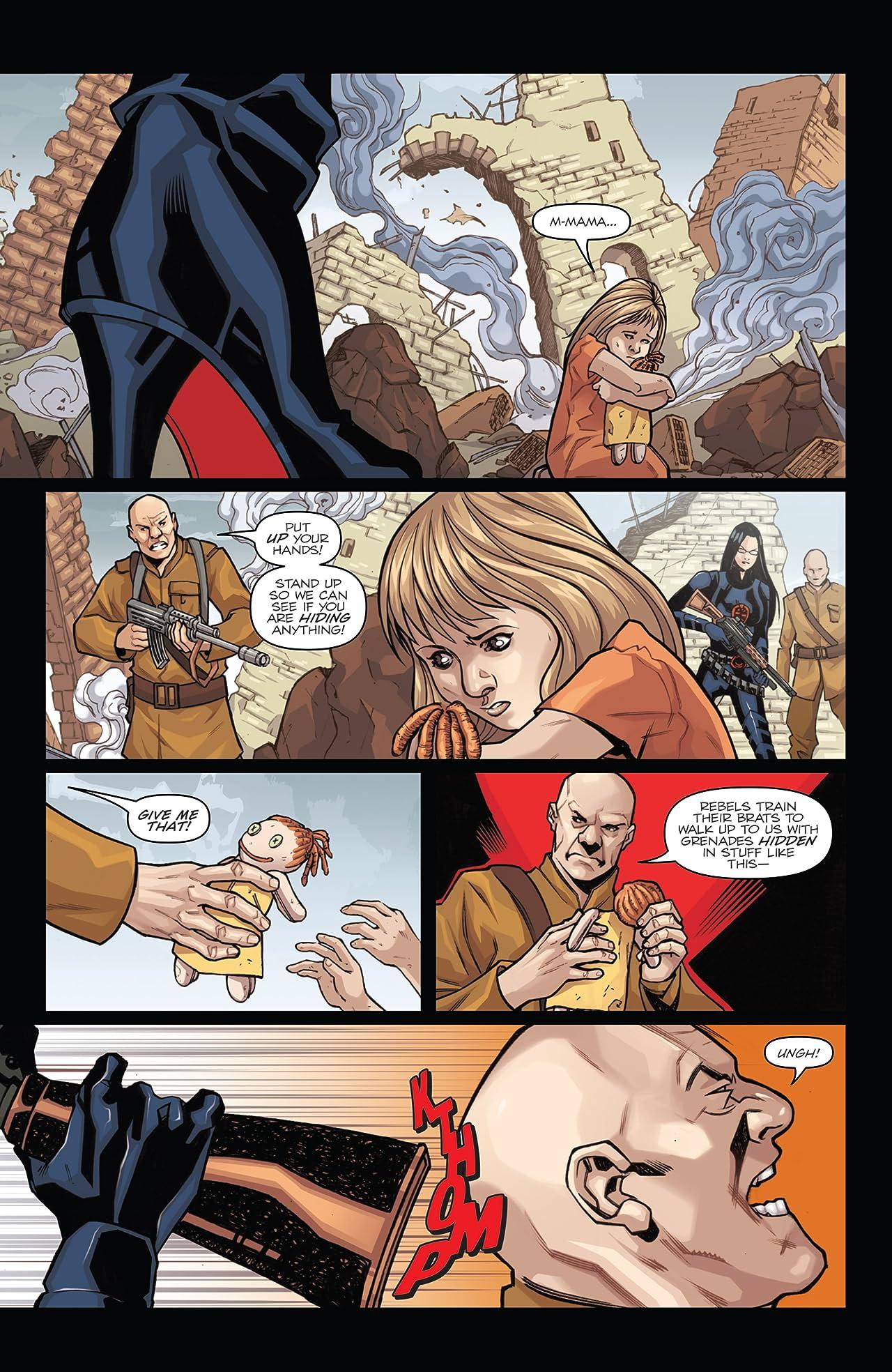 G.I. Joe: A Real American Hero #252