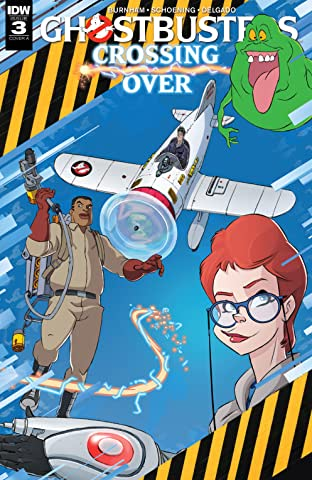Ghostbusters: Crossing Over No.3