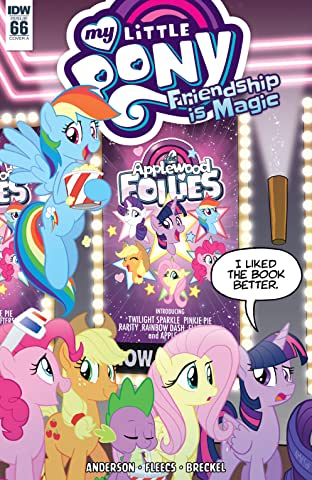 My Little Pony: Friendship is Magic No.66