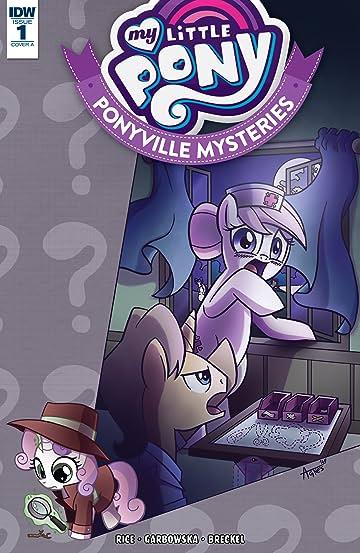My Little Pony: Ponyville Mysteries #1