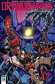 Optimus Prime #19