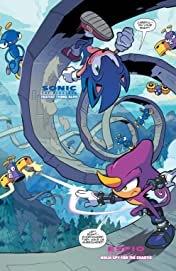 Sonic The Hedgehog (2018-) #5