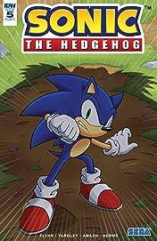 Sonic The Hedgehog (2018-) #5