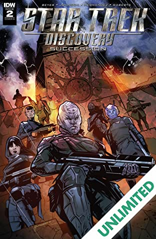 Star Trek: Discovery: Succession #2