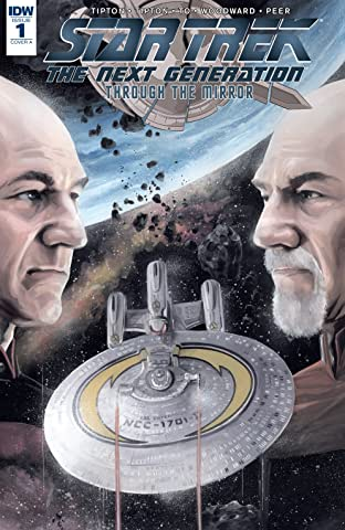 Star Trek: The Next Generation: Through The Mirror No.1 (sur 5)