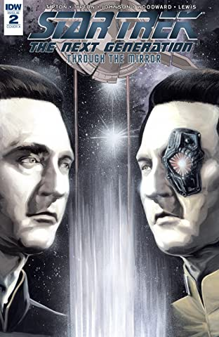 Star Trek: The Next Generation: Through The Mirror No.2 (sur 5)