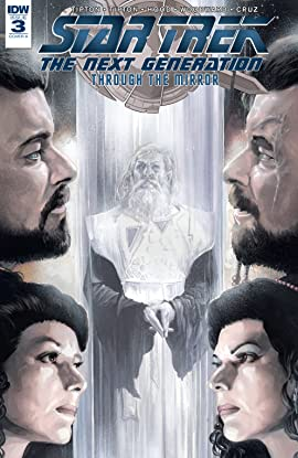 Star Trek: The Next Generation: Through The Mirror #3 (of 5)