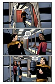 Star Trek: The Next Generation: Through The Mirror #3 (of 5)