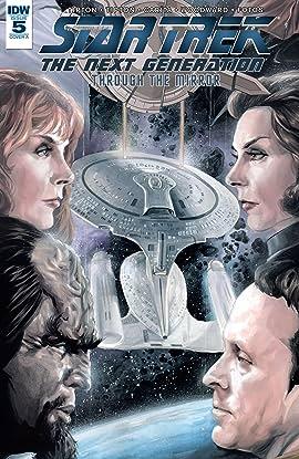 Star Trek: The Next Generation: Through The Mirror #5 (of 5)