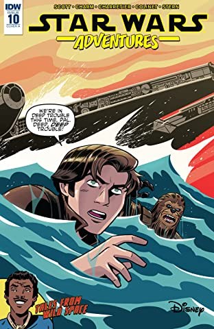 Star Wars Adventures (2017-2020) No.10