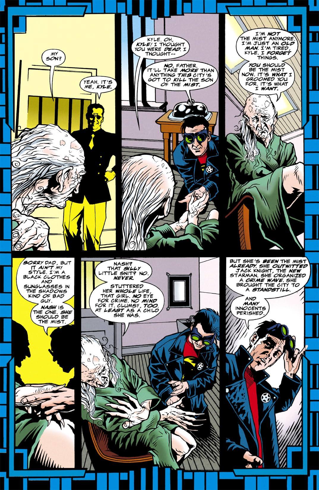 Starman (1994-2001) #24