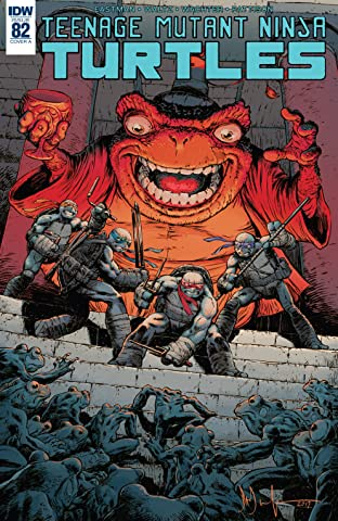 Teenage Mutant Ninja Turtles No.82