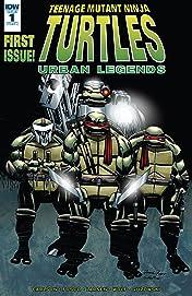 Teenage Mutant Ninja Turtles: Urban Legends #1