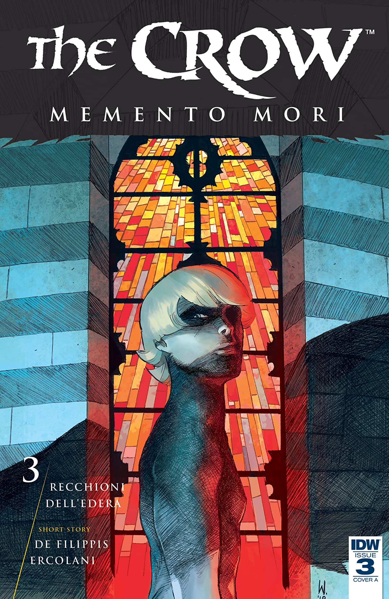 The Crow: Memento Mori No.3