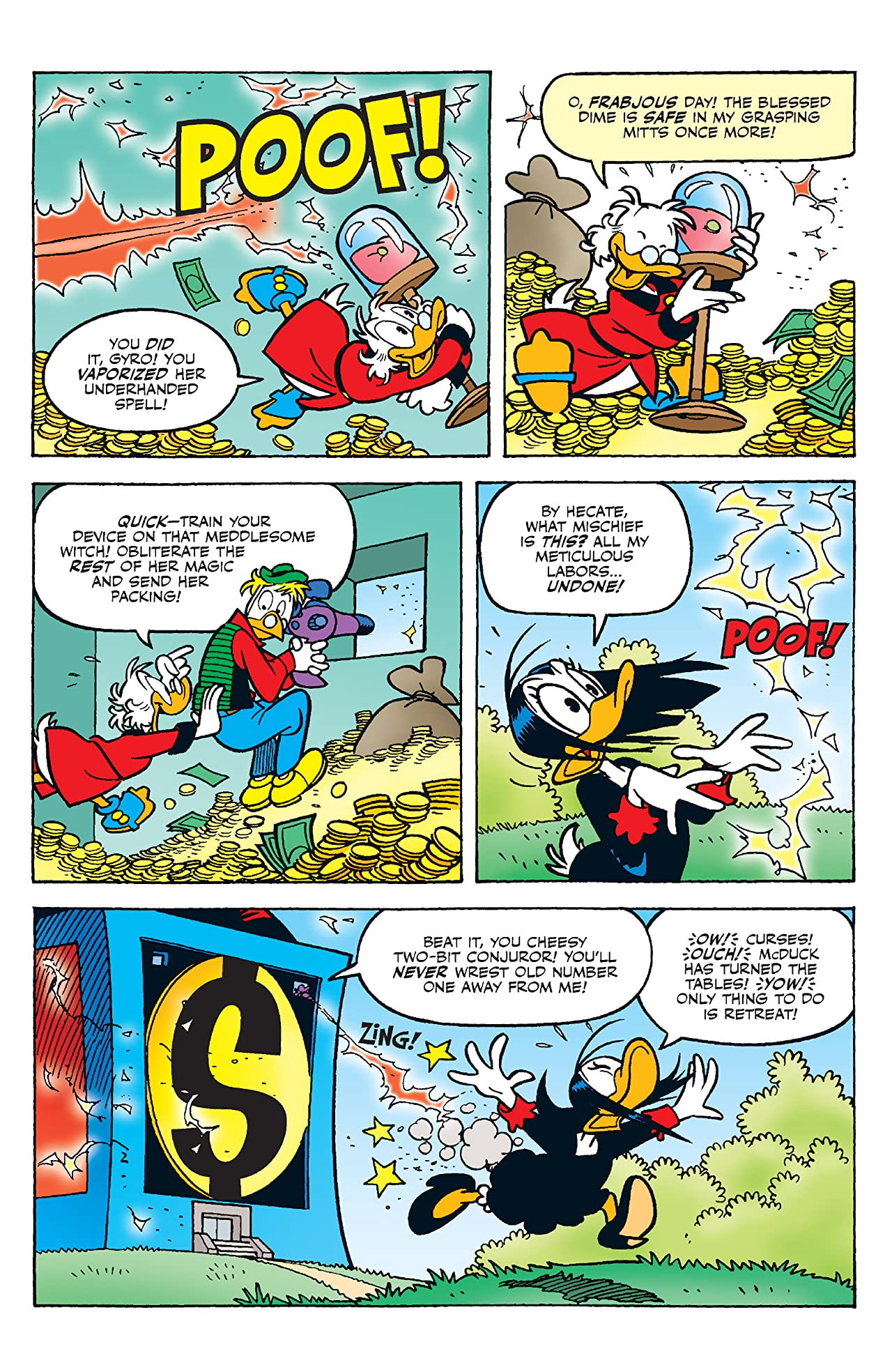 Uncle Scrooge #38