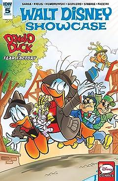 Walt Disney Showcase #5: The Donald Duck Family