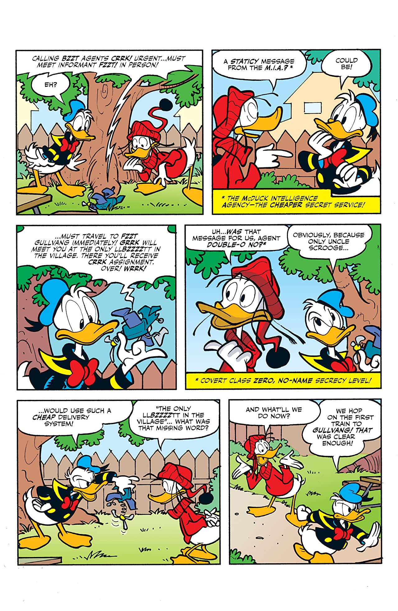 Walt Disney Showcase #5: The Donald Duck Family