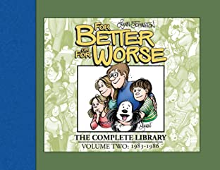 For Better Or For Worse: The Complete Library Tome 2
