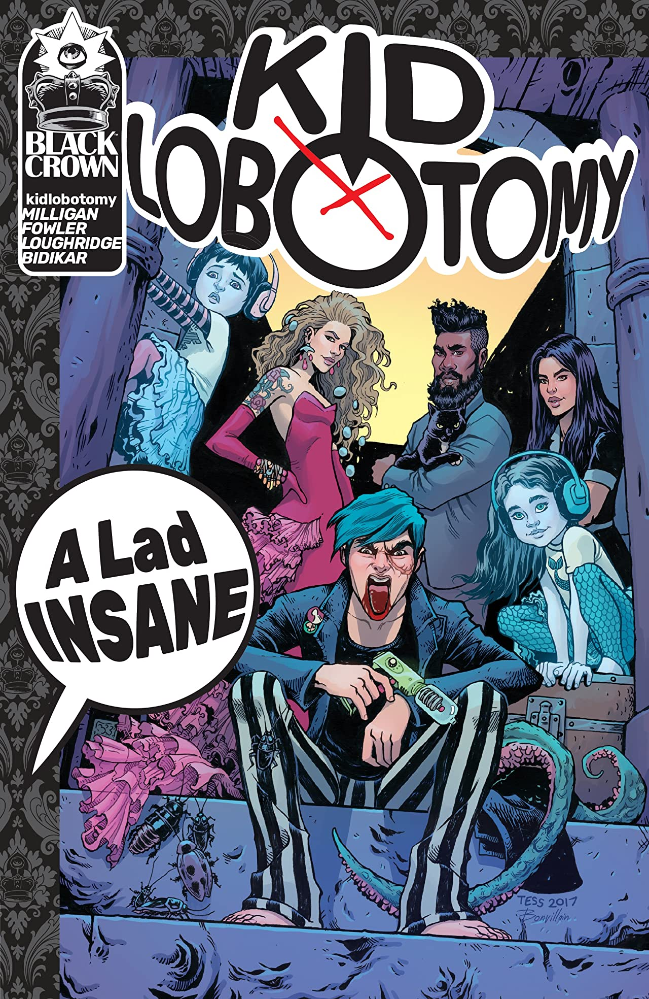 Kid Lobotomy Tome 1