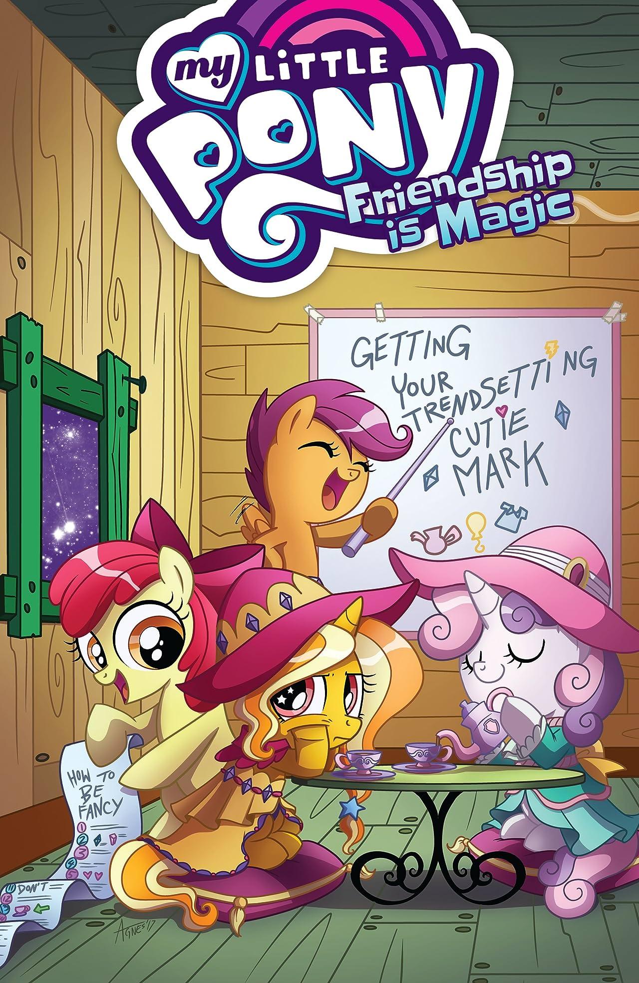 My Little Pony: Friendship is Magic Vol. 14