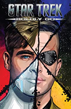 Star Trek: Boldly Go Tome 3